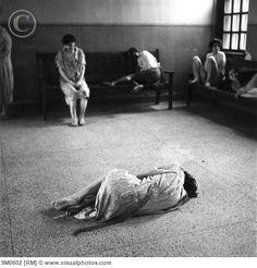 Female patients in Ohio Insane Asylum.   like a good portion of the population, I suffer from a form of mental illness.  I find these photos speak to me in ways some people may just not understand.