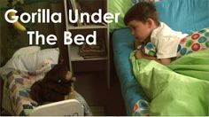 It's bedtime and it's time to go to sleep but Mootoo says there's a gorilla under Declan's bed! Is Mootoo lying again? Up To Something, Go To Sleep, Bedtime, Entertaining, Children, Videos, Awesome, Fun, Boys