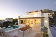 Check out this awesome listing on Airbnb: Casa Bianca -Camps Bay luxury villa - Villas for Rent in Cape Town