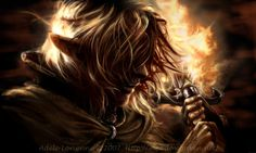 warrior   elvin-warrior-that-stand-for-the-truth-fantasy-wallpaper