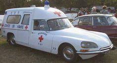 CITROËN DS Ambulance