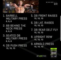 4 Week Workout, Gym Workout Chart, Workout Challenge, Chest Workouts, Gym Workouts, Workout Routines, Daily Workouts, Workout Ideas, Weight Training Workouts