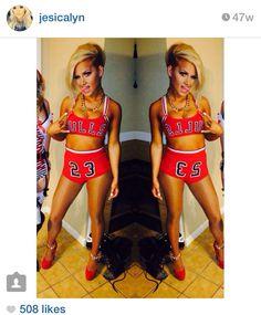 Miley Cyrus Jordan Halloween costume 2014 #23