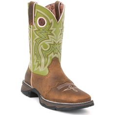 """My new boots!  I ABSOLUTELY LOVE THEM!  They are the most comfortable boots I've ever owned!    10"""" Women's Boots - Flirt with Durango Western Boots - Style #RD3573 - Durango Boot Company"""