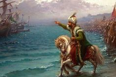 This man is called Fatih Sultan Mehmet. He was a sultan in the ottoman empire around the This man has conquered the state of Istanbul, which was called constantinople. Mehmed The Conqueror, Fall Of Constantinople, Warrior Paint, Graffiti, Ottoman Turks, World Of Warriors, Arabian Nights, Ottoman Empire, Horse Pictures