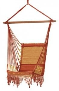 I want a hammock in my garden....or on my deck...
