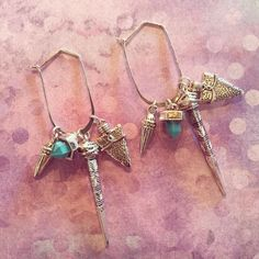 Warrior Queen Earrings