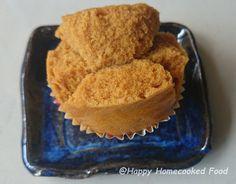 Happy Homecooked Food: Gula Melaka Huat Kueh (Prosperity Steamed Cake)