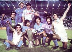 Stoccarda, 17 maggio 1989. #ilovenapoli Diego Armando, Big Men, Sport, Good Night, Football, San, In This Moment, 1984, Instagram Posts