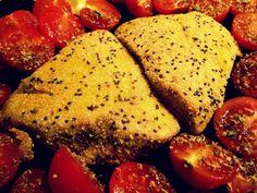 TONNO AI SEMI DI CHIA Ora mai lo sapete che Amo qualsiasi tipo di seme e che adoro usarli in cucina in mille modi diversi; questa ricetta ne è un buon esempio: tonno ai semi di chia. Perfetto se come me amate sperimentate, sempre, nuovi tipi di impanatura. Non vorrete certo perdervi questa, giusto?! http://blog.giallozafferano.it/cookingtime/tonno-ai-semi-di-chia/
