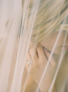 Wedding Ideas: sheer-elegant-wedding-veil