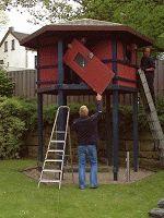 Umzüge Meurer e.K.: Koennen Sie auch ein Baumhaus umziehen?