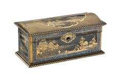 A fine lacquer wedding casket, Edo period (early 17th century). Estimate: GBP 20,000-30,000. Photo: Christie's Images Ltd 2013.