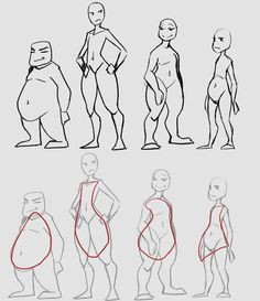The biggest art ref you will ever see character design animation, character Character Design Cartoon, Character Design Tutorial, Character Design Animation, Character Design References, Character Drawing, Body Reference, Drawing Reference Poses, Anatomy Reference, Body Drawing