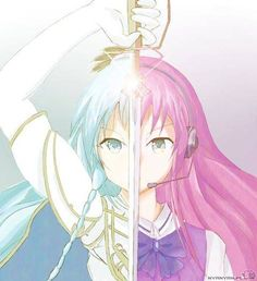 Emilia the Hero - Hataraku Maou-sama
