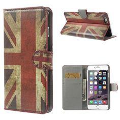 Köp Mobilplånbok Apple iPhone 6 Plus/6S Plus UK-flagga online: http://www.phonelife.se/mobilplanbok-apple-iphone-6-plus-uk-flagag
