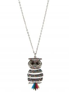 Owl Necklace♥