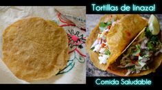 Aqui les traigo la receta de las tortillas hechas de linaza que me pidieron despues de subir una foto en instagram =D. Ingredientes/medidas y mas info abajo ...