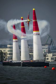 Kirby Chambliss. Red Bull Air Race Poland 2014.