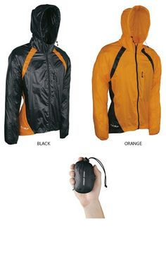 Camp M magic jacket....ultra light wind protection 4oz