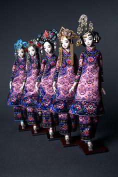 Marina Bychkova Fantastic porcelain dolls