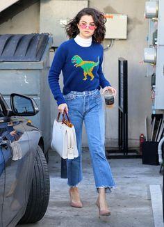 Style : les jeans préférés des stars