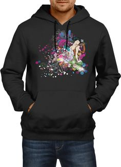 Colourful Geisha - Dhaporshankh Guys Hoodie