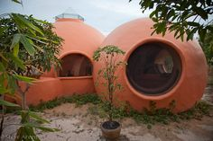 eco dome thailand house plan - Google Search