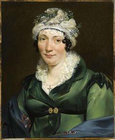 Pierre Louis Grevedon, Portrait of a young lady