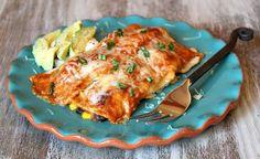 Daily Dinner Idea Vegetable Enchiladas   TheNest.com