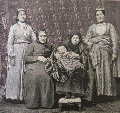 Erzurumlu Ermeni kadınlar