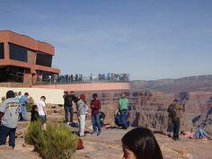 Skywalk, West Rim of Grand Canyon.