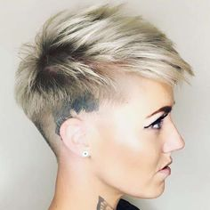 Short Hairstyle 2018 – 38
