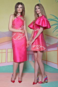 Christian Siriano Resort 2016
