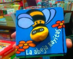 Libros con abejas que divierten a niños y adultos