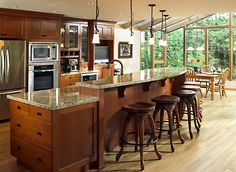 Picture of  house number 50348 from Lindal Cedar Homes: worldwide manufacturer of post and beam homes, solid cedar homes, custom log homes, sunrooms and room additions.