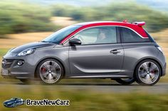 2015 Opel Adam S  http://newcarreviewz.com/2015-opel-adam-s-design-performance-price/