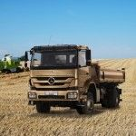Mercedes-Benz at NAMPO South Africa