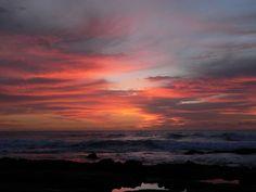 Scottburgh, South African south coast.