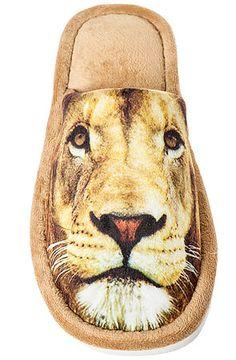 MKL Accessories LoungeWear Lion King Slippers