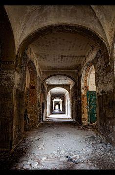 Beelitz Ruin