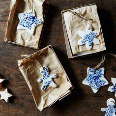 so pretty! Small Ceramic Ornaments