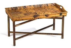 Love this #tortoise shell coffee table
