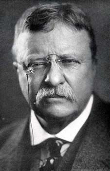 """After his death, a notable politician remarked, """"Death had to take him sleeping, for if Roosevelt had been awake there would have been a fight""""."""