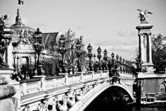 Discover Original Art for Sale Online at UGallery | Across the Seine - Paris, France photography by Rebecca Plotnick