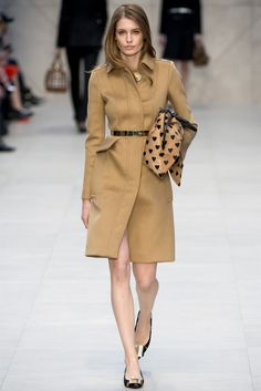 Burberry Prorsum - Collections Fall Winter 2013-14