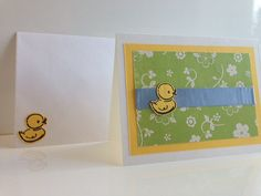 Adorable Baby shower, child birthday party, baby congrats, or anytime cards!   www.thecrazyorganizedblog.com