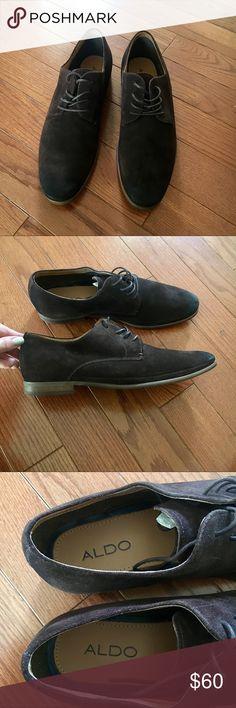 Man's Aldo Dress Shoes 👞 Sz 13 Man's Aldo Dress Shoes 👞 Sz 13 Worn once at a wedding 🎩 In an Outstanding Condition Aldo Shoes
