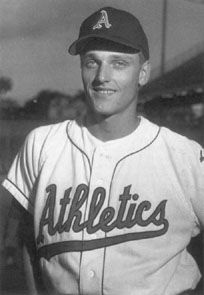 Roger Maris AKA Roger Eugene Maris  Born: 10-Sep-1934 Birthplace: Hibbing, MN Died: 14-Dec-1985 Location of death: Houston, TX Cause of death: Cancer - Lymphoma Remains: Buried, Holy Cross Cemetery, Fargo, ND  Gender: Male Religion: Roman Catholic Race or Ethnicity: White Sexual orientation: Straight Occupation: Baseball  Nationality: United States Executive summary: Broke Babe Ruths home run record