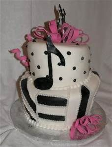 Music Cakes For Girls Visicom Yahoo Image Search Results Music Cakes Girl Cakes 16 Birthday Cake